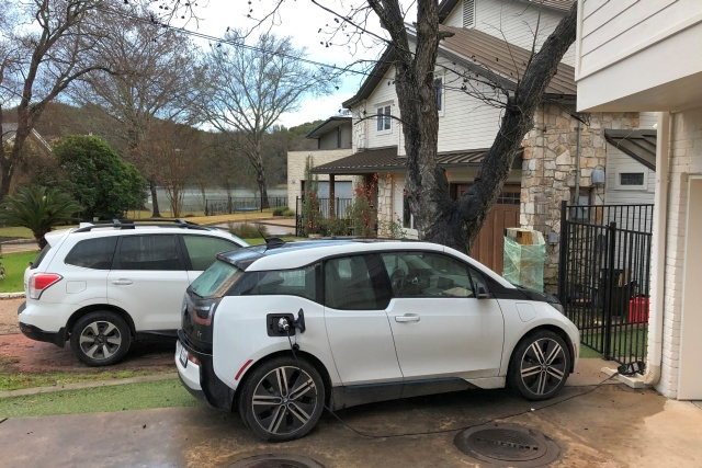 BMW-i3 Laden-at-home