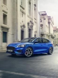 FORD 2018 FOCUS ST-LINE 250