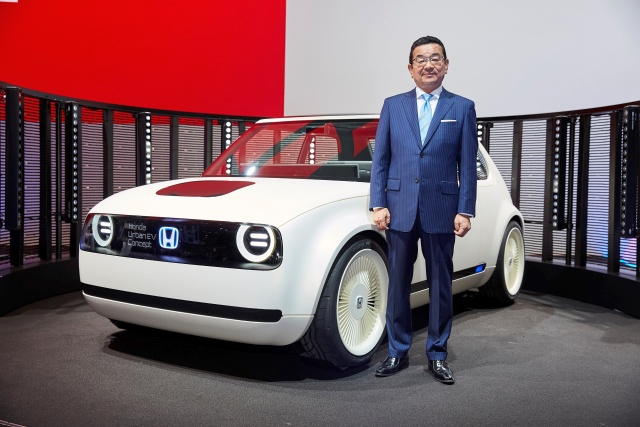 114116 Honda commits to electrified technology for every new model launched in Eur