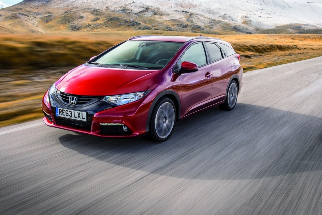 Civic Tourer(5)