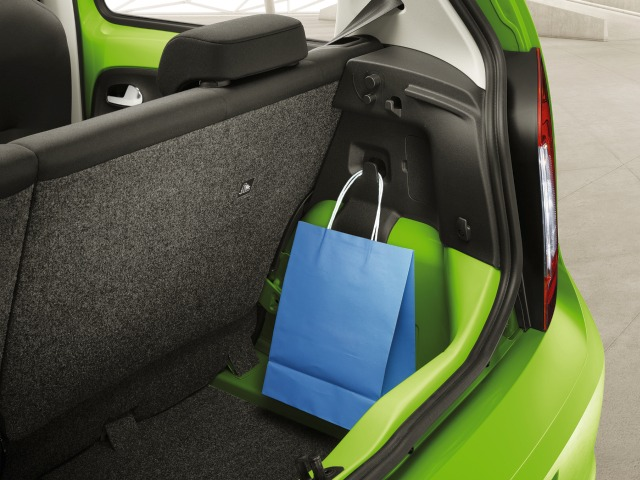 SKODA CITIGO Interieur 95792