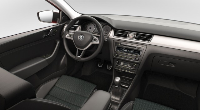 SKODARapidSpacebackInterieur 85898